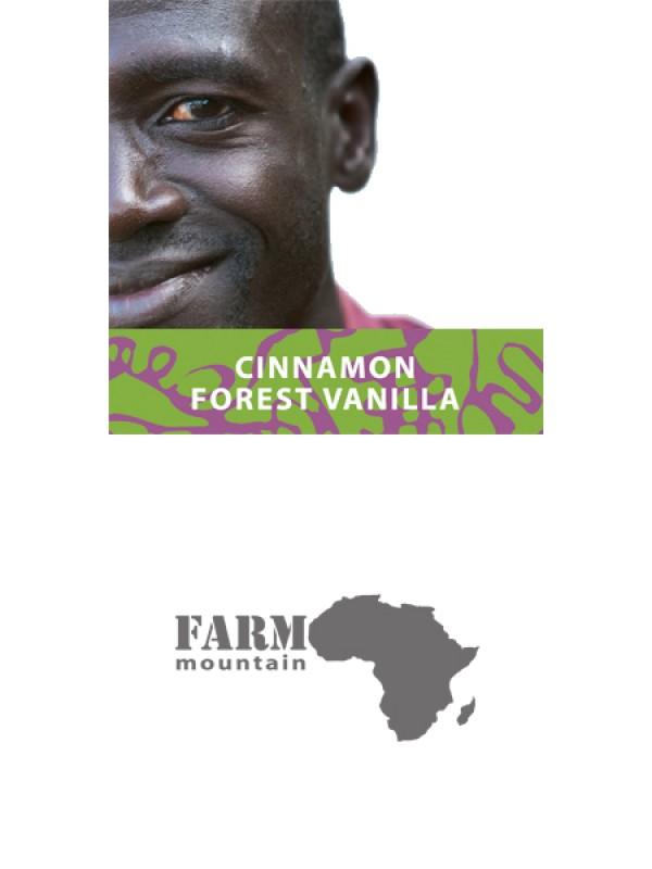Cinnamon Forest Vanilla, ristet 1000 gr.