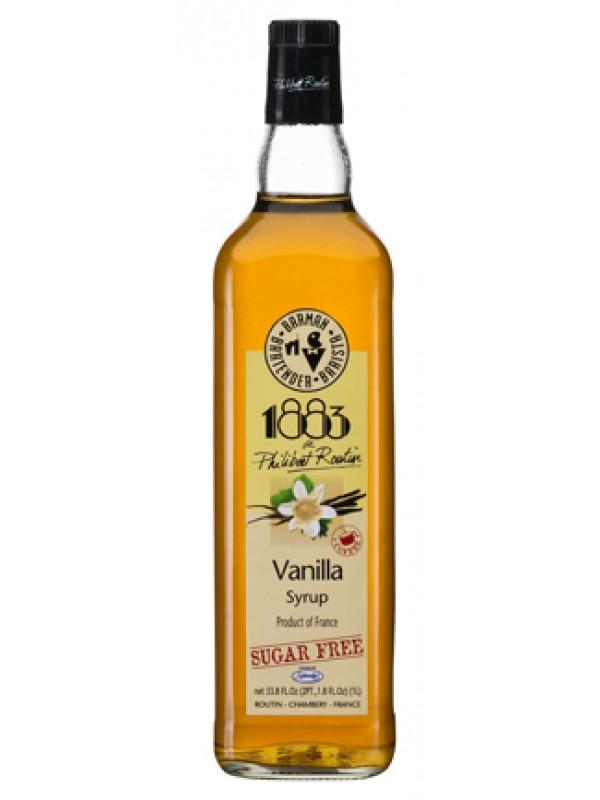 1883 Vanilje sukkerfri 100 cl. sirup
