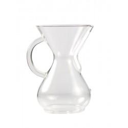 Chemex 6-kops m/glashåndtag-20