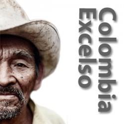 Colombia Excelso Huila - rå bønner