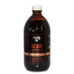 Iced Espresso Dark Chocolate, 16 shots ½ liter-20