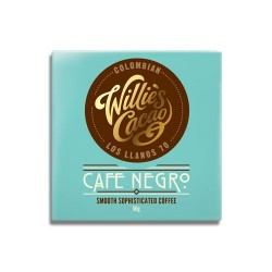 Willies Cacao Cafe Negro 70%, 50 gr.-20