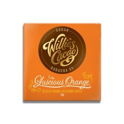 Willies Cacao Luscious Orange 65%, 50 gr.-20