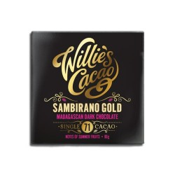 Willies Cacao Sambirano Gold 71%, 50 gr.-20