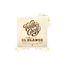 Willies Cacao El Blanco, 50 gr.-20