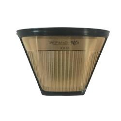 ZIP guldfilter til kaffemaskinen str. 2-20
