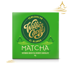 Willies Cacao Matcha, 50 gr.-20