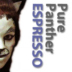 Pure Panther Espresso - rå bønner