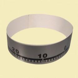 Rancilio Rocky skala mærkat-20