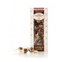 Slentre kugler Flødekarameller med chokolade-20