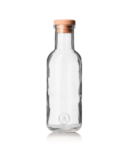 Bottle by Malund 1 liter med korkprop-20