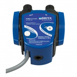Brita Purity C bypass hoved 0-70%