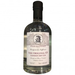 Foxdenton London Dry Gin-20