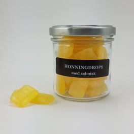 Honningdrops med salmiak 100 gr.-20