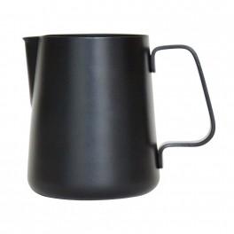 Ilsa mælkekande 0,6 liter Easy clean, sort