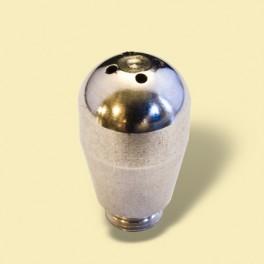 Dampdyse 2-huller, 1,5mm udvendigt gevind