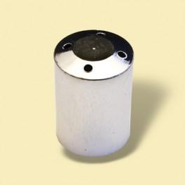 Dampdyse 4-huller, 1mm