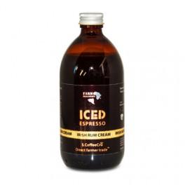 Iced Espresso Irish Rhum Cream, 16 shots ½ liter-20