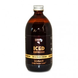 Iced Espresso Irish Rum Cream, 16 shots ½ liter-20