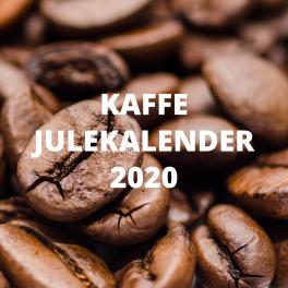 Kaffe Julekalender 2020, 24 x kaffe hele bønner FORUDBESTILLING-20