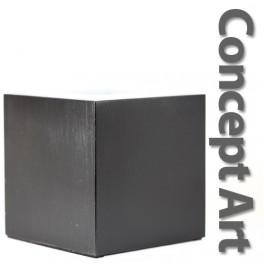 Concept Art knockbox - sortbejdset