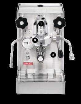 Lelit PL62X MaraX E61 espressomaskine E61 m/PID kontrol-20