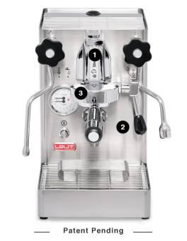 LelitPL62XMaraXE61espressomaskineE61mPIDkontrolUDSOLGT-20