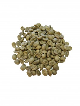 Tanzania Utengule Peaberry rå bønner-20