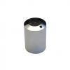 2-huls dampdyse 1mm huller - indvendigt gevind