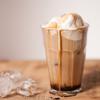 Iced Espresso Crunchy Orange, 16 shots - ½ liter